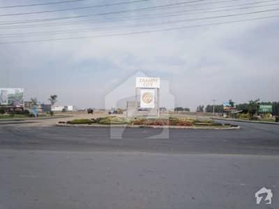 ضامن سٹی فیروزپور روڈ لاہور میں 5 مرلہ پلاٹ فائل 7.4 لاکھ میں برائے فروخت۔