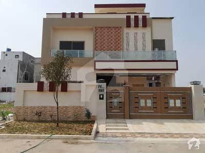 10 Marla Brand New House For Sale In Citi Housing Society Gujranwala