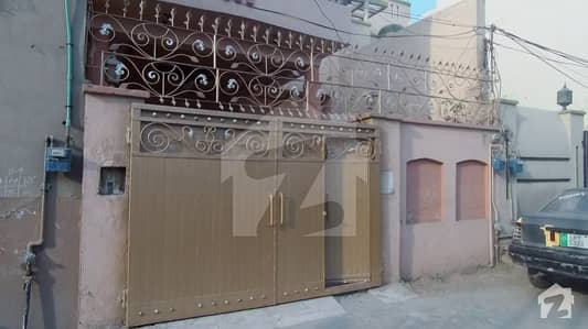 7 Marla Brand New House For Sale In Mian Colony Lalpul Lahore