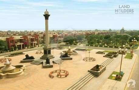 5 Kanal Open Form Without Transfer Fee Plot For Sale In Baber Block Sector A Bahria Town Lahore