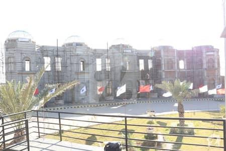 بلیو ورلڈ سٹی چکری روڈ راولپنڈی میں 7 مرلہ پلاٹ فائل 1.35 لاکھ میں برائے فروخت۔
