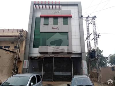 Triple Storey Commercial House For Rent