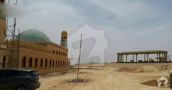 بحریہ ٹاؤن - جناح ایونیو بحریہ ٹاؤن کراچی کراچی میں 7 مرلہ پلاٹ فائل 50 لاکھ میں برائے فروخت۔