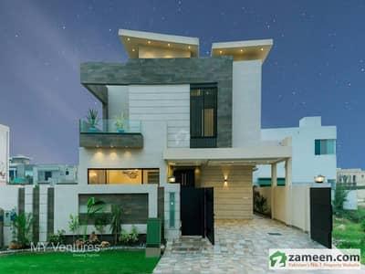 MY Ventures Selling Mazhar Munir Designed Brand New Luxurious Bungalow At Prime Location