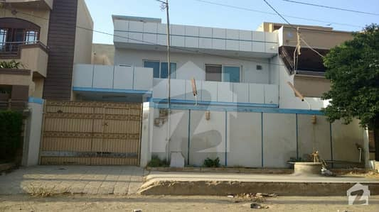 House Ground Plus 1 Well Maintained  Vip Location North Karachi 11b