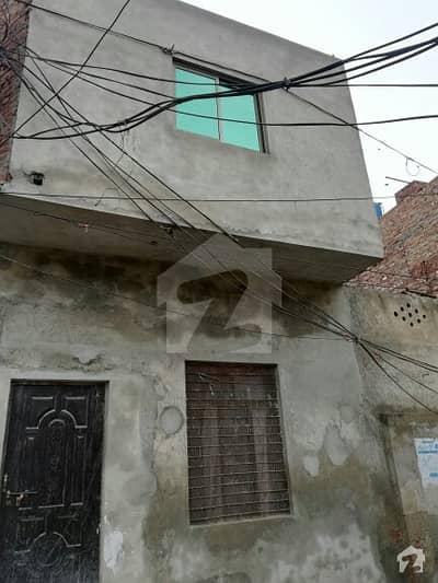 قادر کالونی اوکاڑہ میں 4 کمروں کا 4 مرلہ مکان 35 لاکھ میں برائے فروخت۔