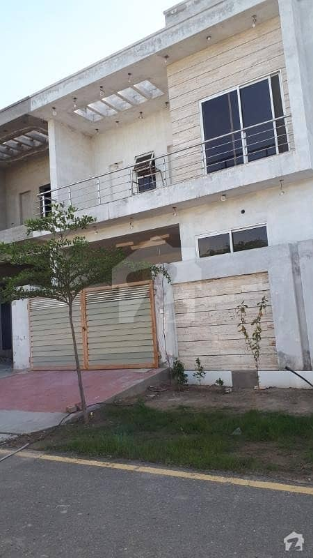 5 Marla Double Storey House For Rent In Eden Orchard