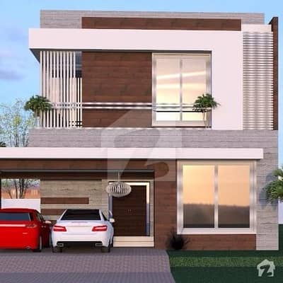 10 Marla Brand New House For Sale In Bahria Town Phase 8 Rafi Block