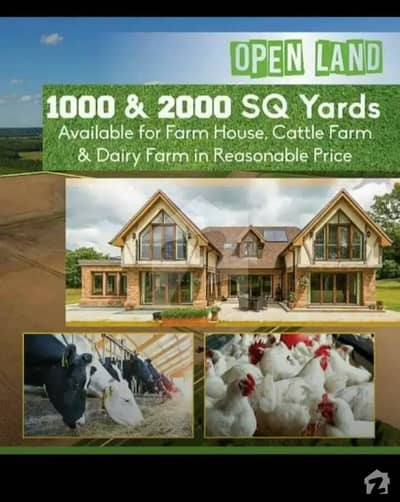 Green Farmhouses  A golden opportunity for you