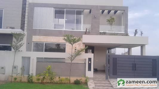 Defence Phase 8-block Z- Facing Park 14 Marla Slightly Used House For Sale