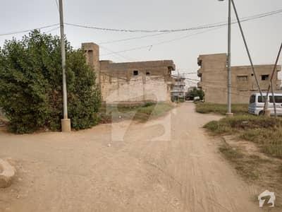 ال احمد ٹاؤن نیو کراچی کراچی میں 5 مرلہ رہائشی پلاٹ 28 لاکھ میں برائے فروخت۔