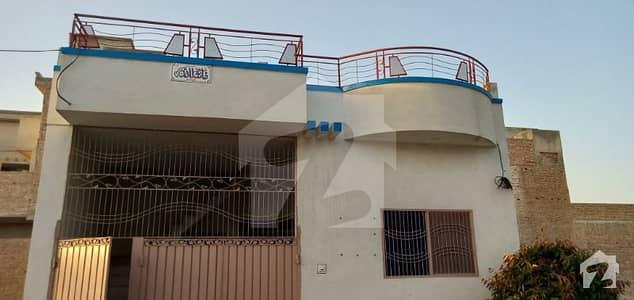 بہاولپور - بہاولنگر روڈ چشتیاں شریف میں 2 کمروں کا 5 مرلہ مکان 50 لاکھ میں برائے فروخت۔