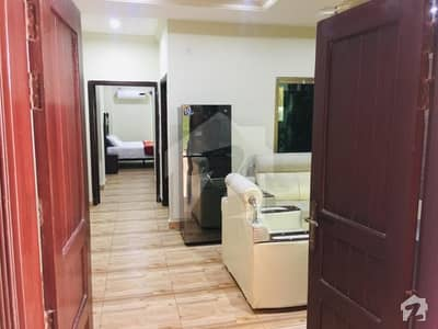 Full Furnished 2 Bed Apartment Available For Rent In E-11