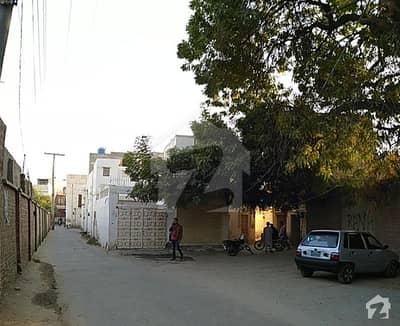 6 Marla House  With 1 Shop At Cmh Chowk Baba Naseer Road Saddar Khazana