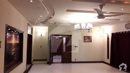 1 Kanal Semi Furnished House Available For Rent In Bahria Town Phase 4