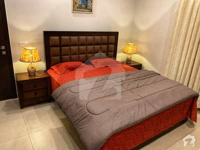 Two Bed Furnished Flat Is Available For Rent