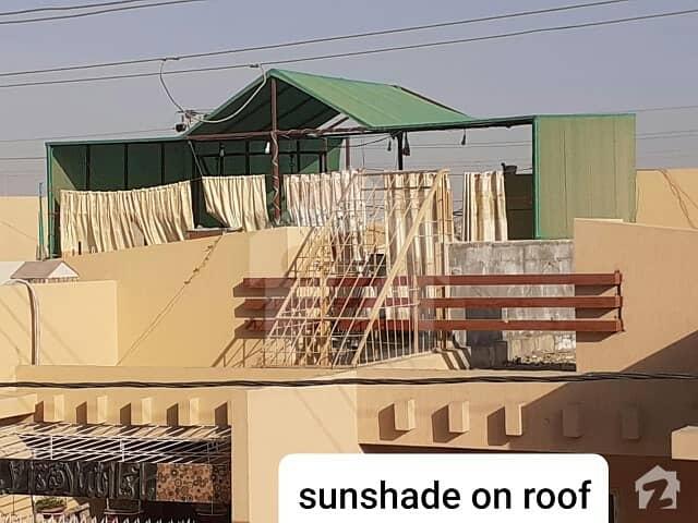 گوہر گرین سٹی کراچی میں 2 کمروں کا 5 مرلہ مکان 95 لاکھ میں برائے فروخت۔