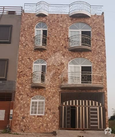 4 Marla 5 Bedroom Triple Storey House For Sale