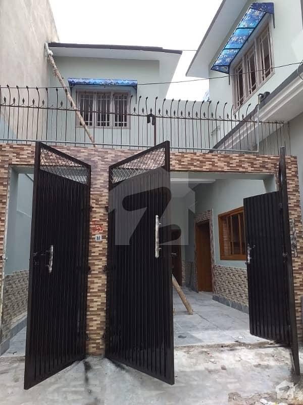 ورسک روڈ پشاور میں 7 کمروں کا 6 مرلہ مکان 1.55 کروڑ میں برائے فروخت۔