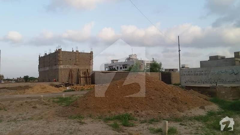 Atap City 64 Sq Yards Plot For Sale In Scheme 33