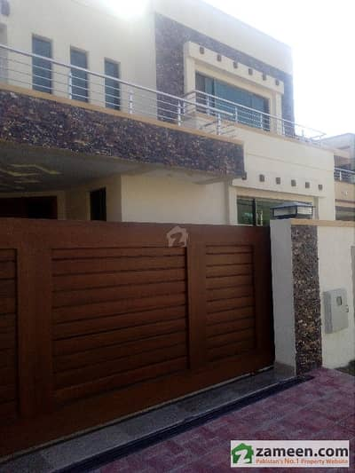 1 Kanal Brand New House For Sale In Bahria Town Phase 4