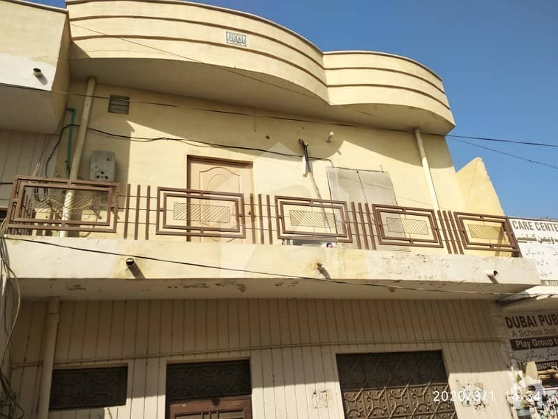 5.25 Marla Double Storey House For Sale At Block Y Satellite Town Bahawalpur