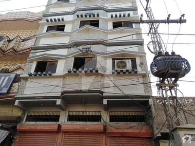 133 Sq Yard Building For Sale Available At Latifabad No 11,, Main Market