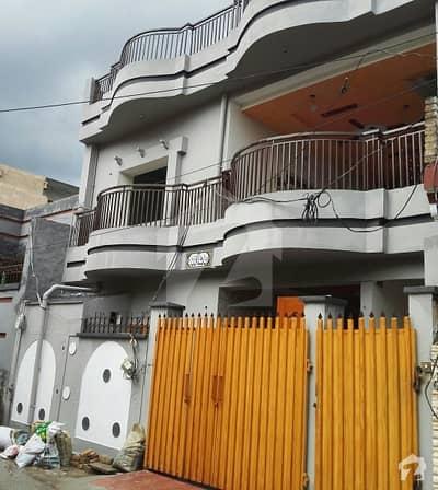 6 Marla House For Sale Qaid E Azam Colony