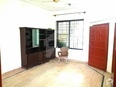 Lower Portion For Rent In British Home Islamabad