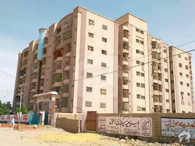 Flat For Sale At Royal Tower New Karachi  Sector 5e New Karachi