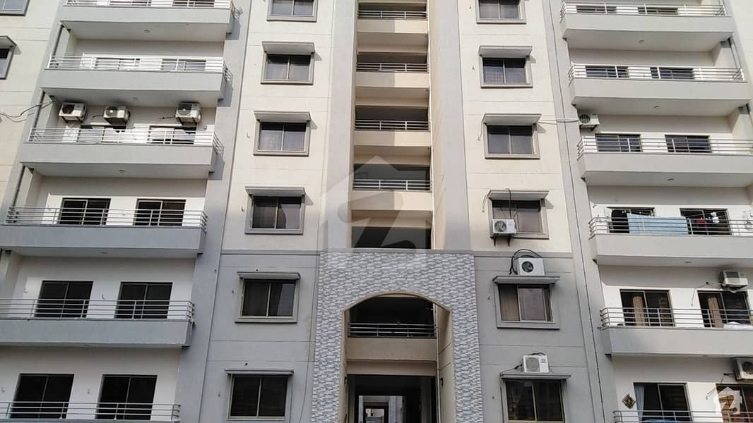 4th Floor Flat Is Available For Rent In G+9 Building