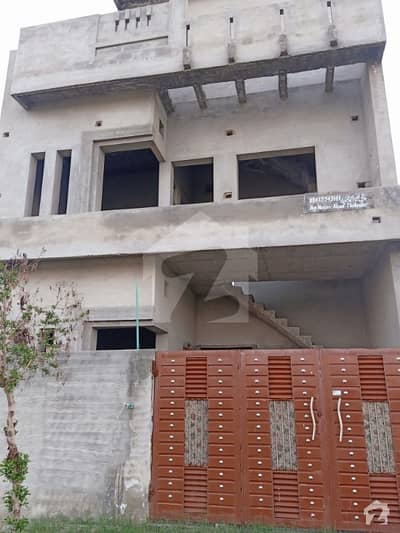 سٹی ہاؤسنگ سوسائٹی - فیز 2 سٹی ہاؤسنگ سوسائٹی فیصل آباد میں 3 کمروں کا 5 مرلہ مکان 60 لاکھ میں برائے فروخت۔