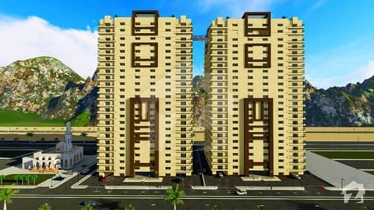 ایف ۔ 6 اسلام آباد میں 3 کمروں کا 8 مرلہ فلیٹ 35.64 لاکھ میں برائے فروخت۔