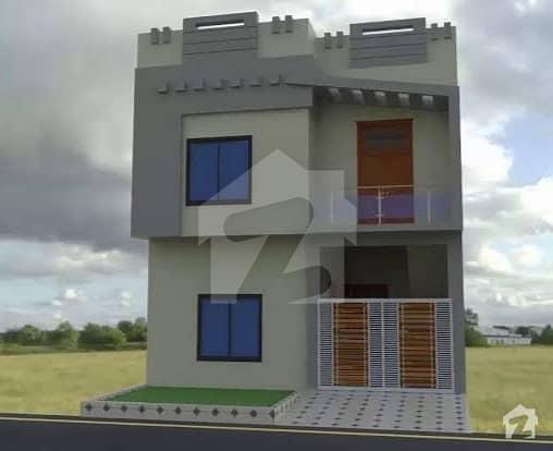 گیریژن گارڈنز جی ٹی روڈ لاہور میں 3 کمروں کا 2 مرلہ مکان 32 لاکھ میں برائے فروخت۔