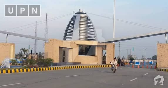 Plot Is Available For Sale In Central Block Bahria Orchard Phase 1