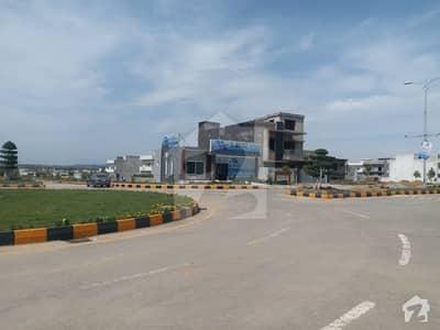 ایف ۔ 17 اسلام آباد میں 7 مرلہ رہائشی پلاٹ 46 لاکھ میں برائے فروخت۔