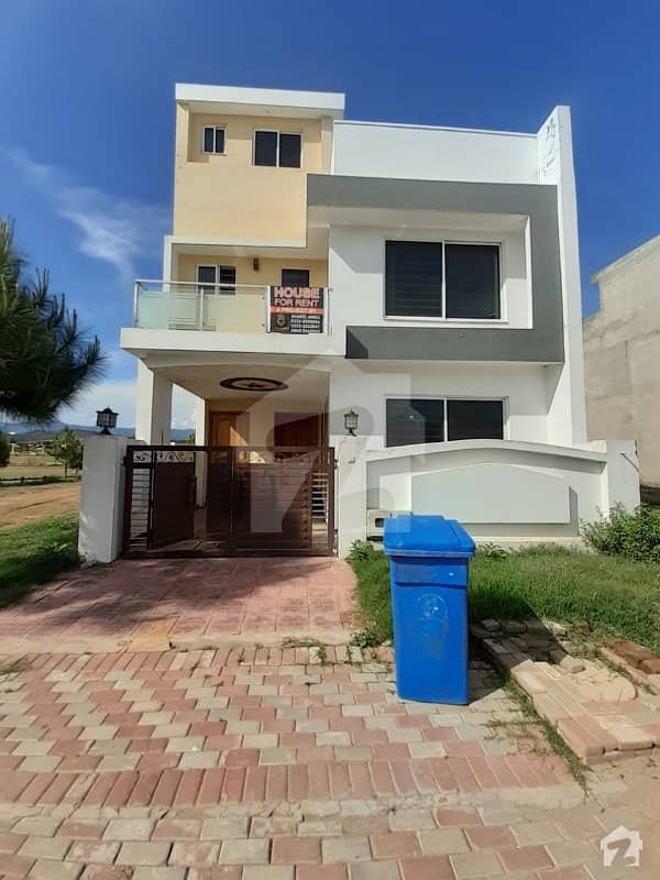 Sector B1 Road 11 Near To School  Market  Main Gate  Main Road  3 Bed Rooms House For Rent