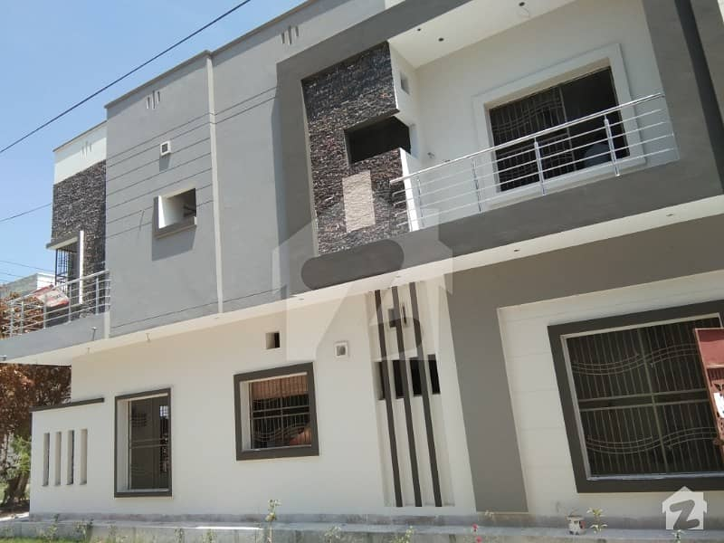 New Luxury Corner Double Storey House For Rent