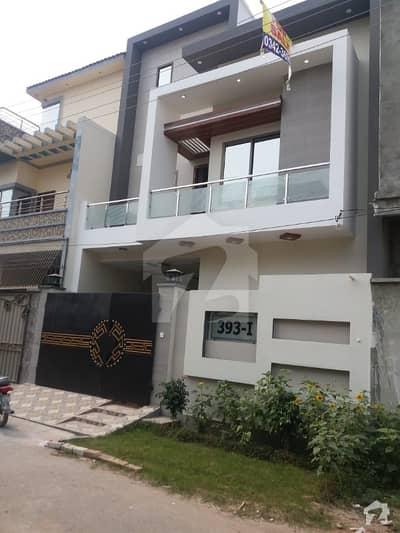 الجلیل گارڈن لاہور میں 3 کمروں کا 5 مرلہ مکان 85 لاکھ میں برائے فروخت۔