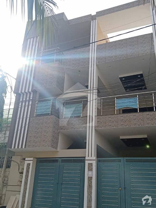 250 Sq Yards Brand New Double Storey West Open Ultra Luxury Modern Bungalow In Vip Block 14 Johar