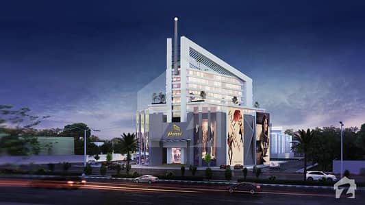 Penthouse For Sale In The Pearl Mall  Residency