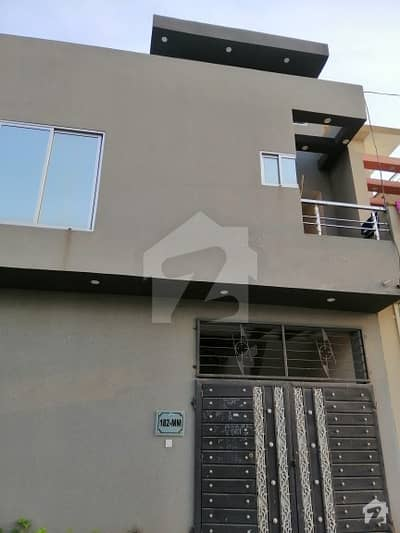 3 Marla Double Story House Is Available For Sale
