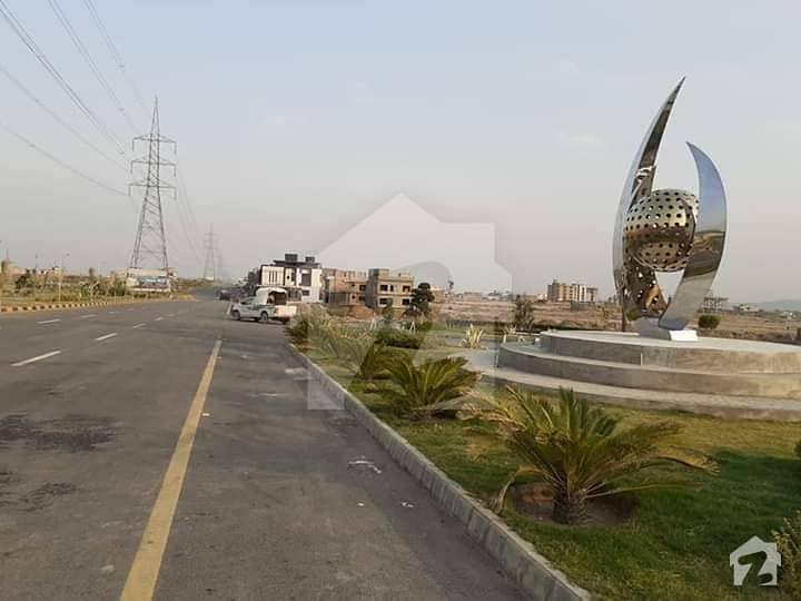 فیصل مارگلہ سٹی بی ۔ 17 اسلام آباد میں 1.07 کنال کمرشل پلاٹ 7 کروڑ میں برائے فروخت۔