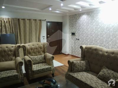 2 Bed 1352 Sqr Full Furnished Flat For Rent Bahria Town Phase 6