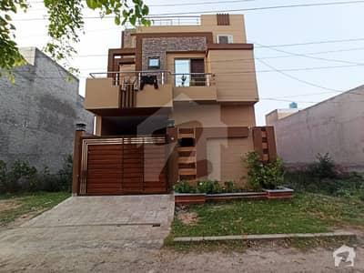 محافظ ٹاؤن لاہور میں 5 کمروں کا 5 مرلہ مکان 92 لاکھ میں برائے فروخت۔