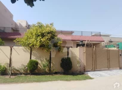 22 Marla House For Sale In Marghzar Colony Lahore