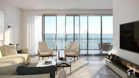 Brand New 4 Bed Partial Sea Facing Apartment For Rent In Coral Tower Emaar Crescent Bay