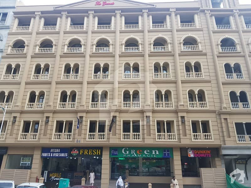 1 Bed Apartment Is Available For Sale at The Grande Civic Center Bahria Town Rwp Islamabad