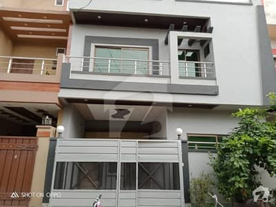 4 Marla Triple Storey House For Sale In Military Accounts