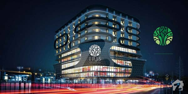 The Iris Mall And Residency - Flat For Sale